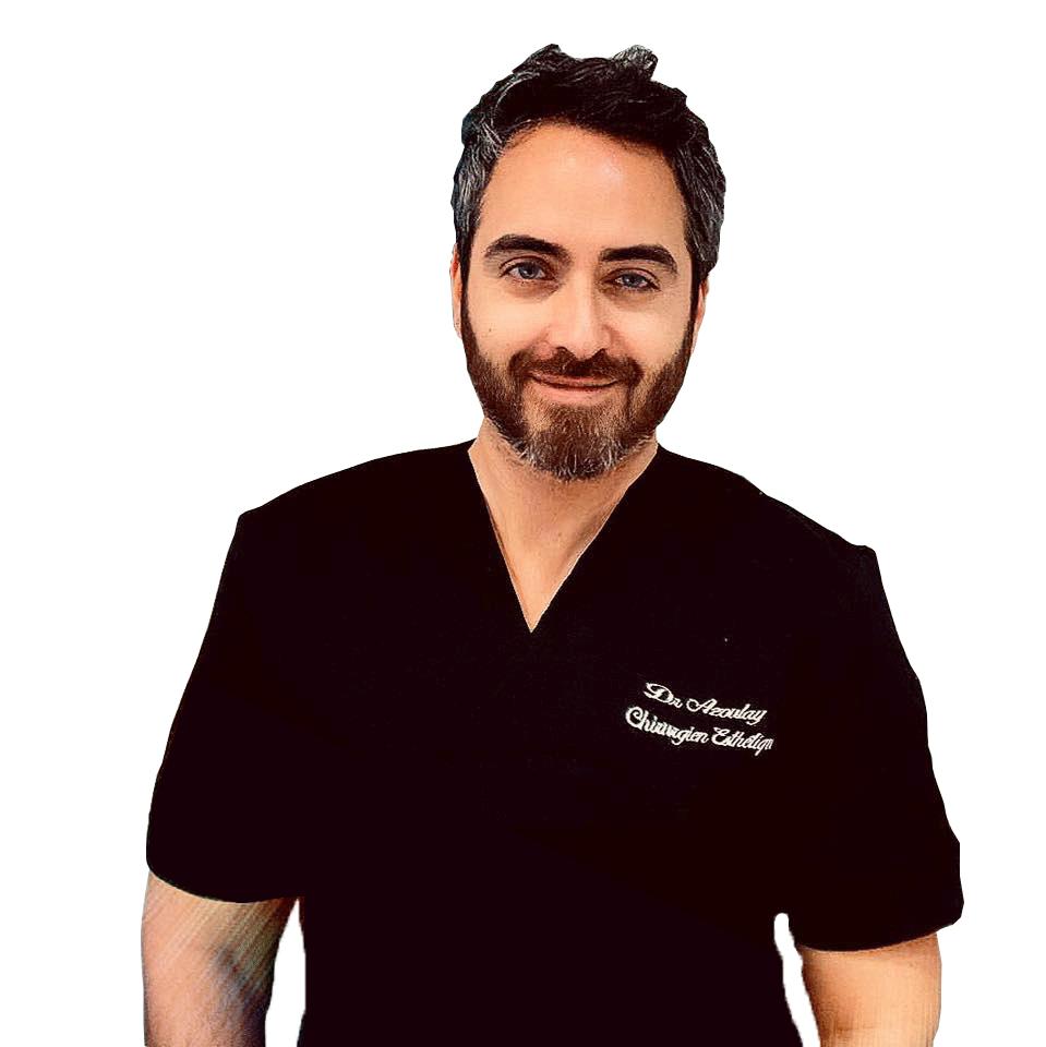 Chirurgien esthétique et médecin esthétique à Paris - Dr Azoulay