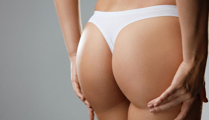 Implant des fesses à Paris - Dr Azoulay